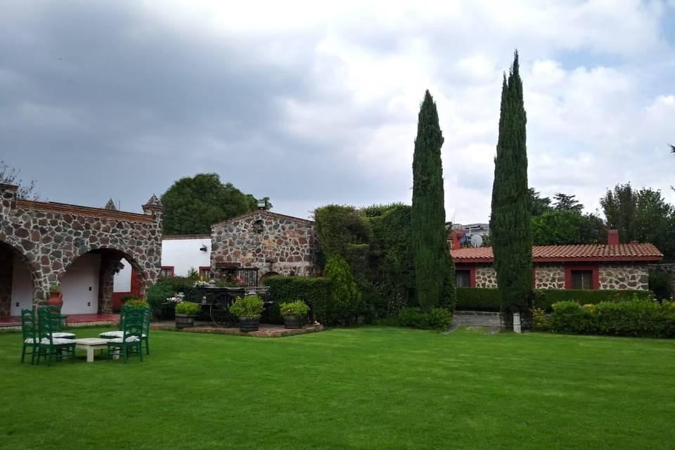 Hacienda Santa Catarina 1