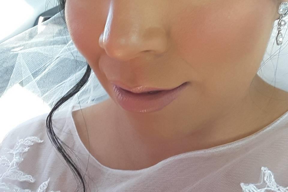Lidya Espíndola Make Up 15