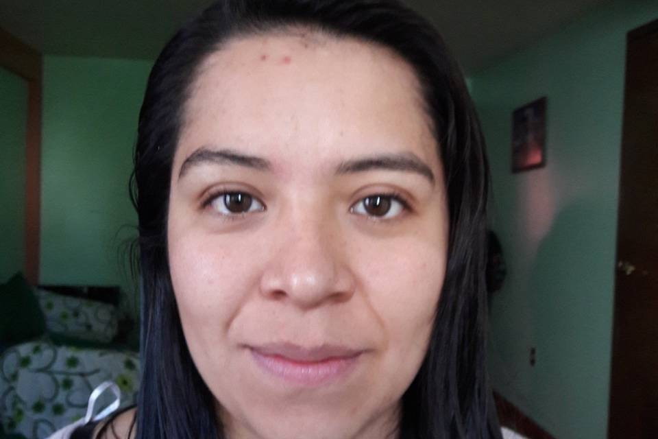 Lidya Espíndola Make Up 17