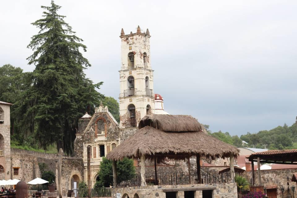 Hacienda Santa María Regla 15