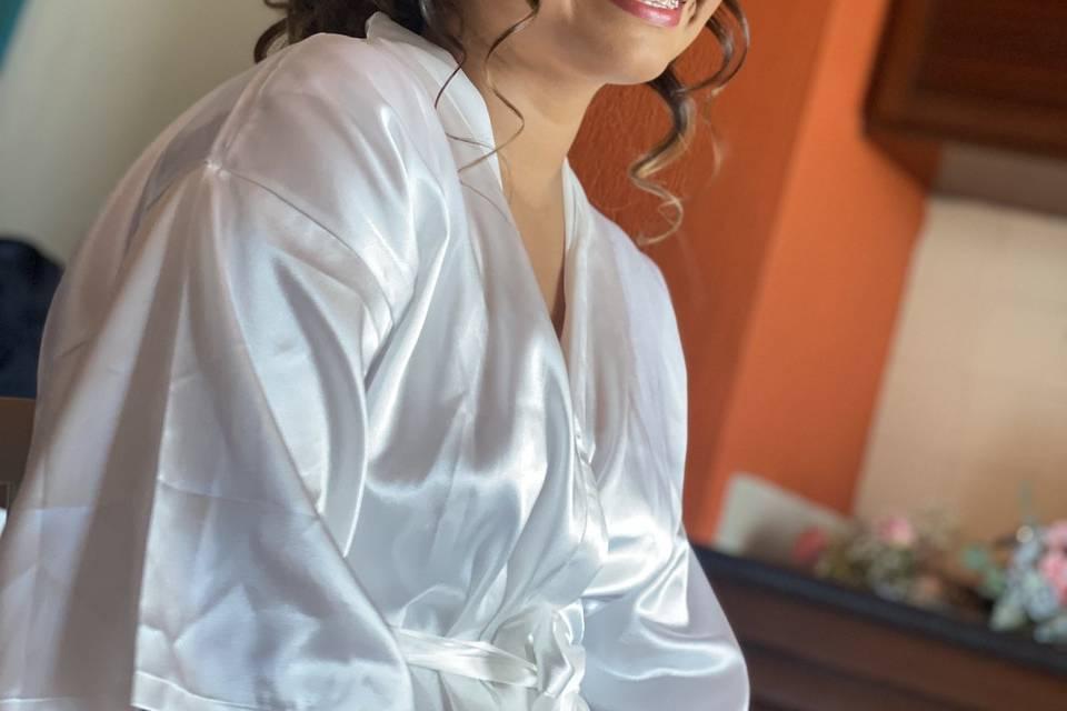 Anastacio Makeup & Hair 1