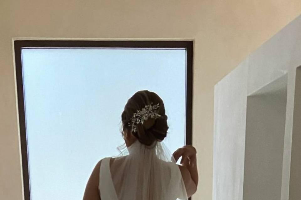 Gio Wedding Makeup & Hairstyle 3