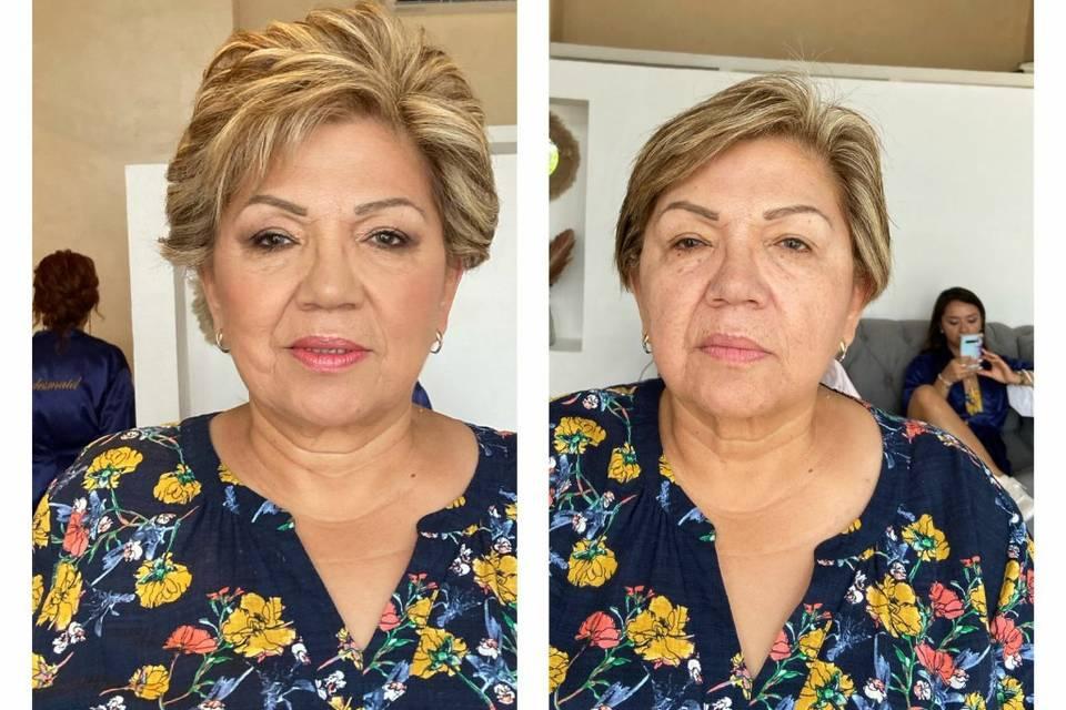 Gio Wedding Makeup & Hairstyle 4