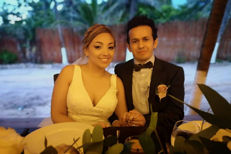 Gio Wedding Makeup & Hairstyle 5