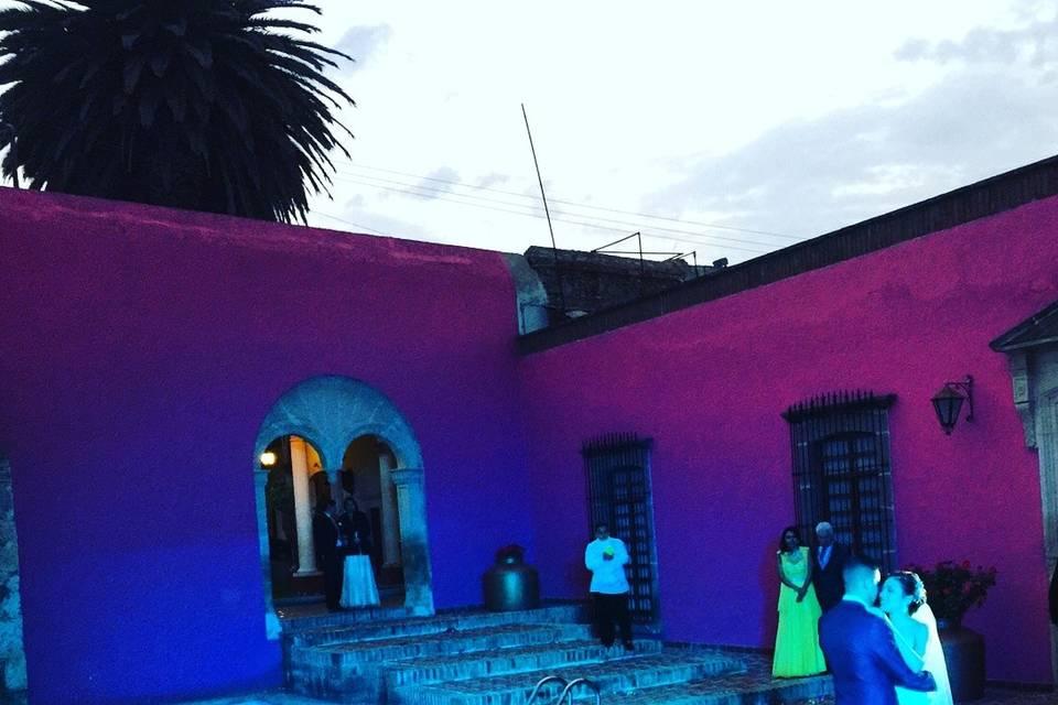 Hacienda Santo Domingo 12