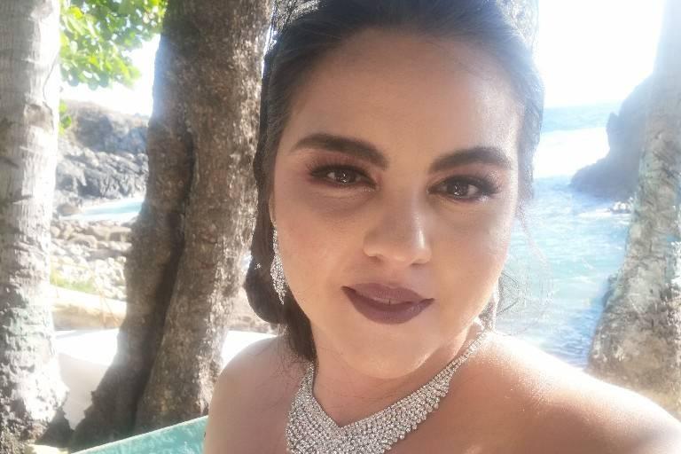 Arely Navarrete Makeup 1