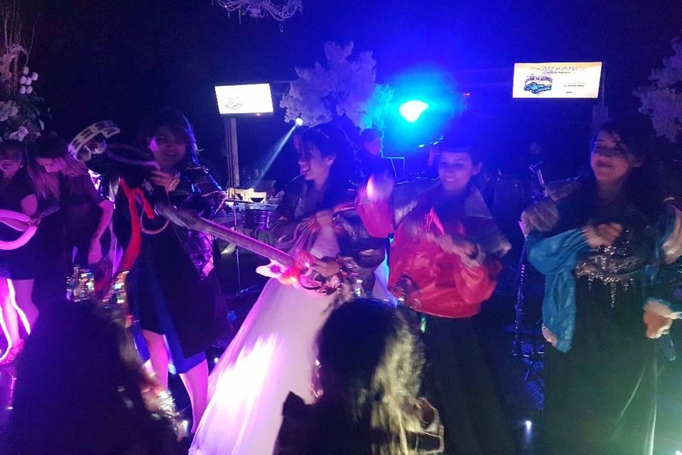 Grupo Musical de Alejandro Ponce 1