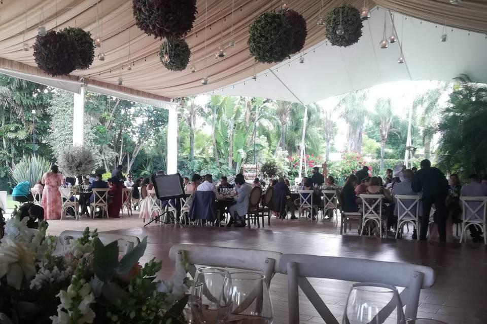 Grupo Paraíso El Arte En Banquetes 14