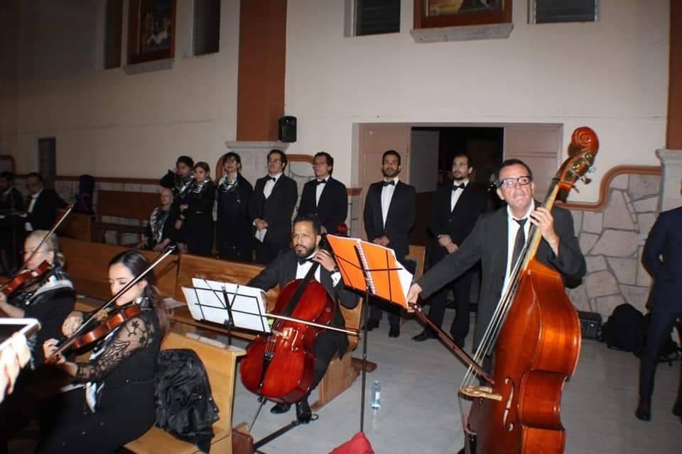 Coro y Orquesta Interclasico 10