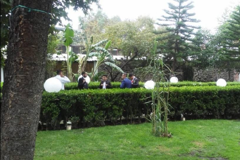 Jardín La Palapa 5