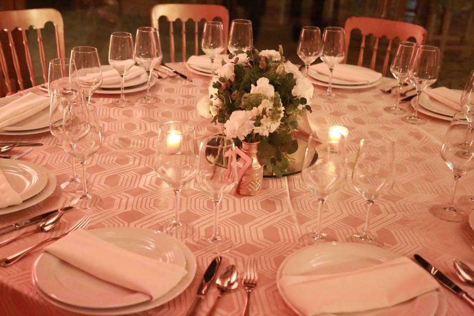Banquetes Camino Premium 1