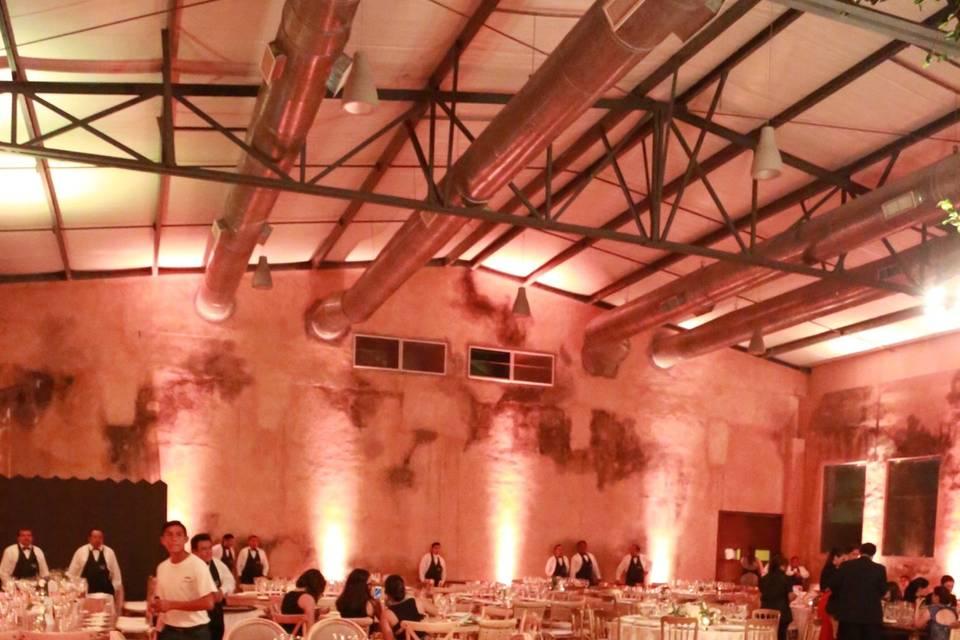 Banquetes Camino Premium 2