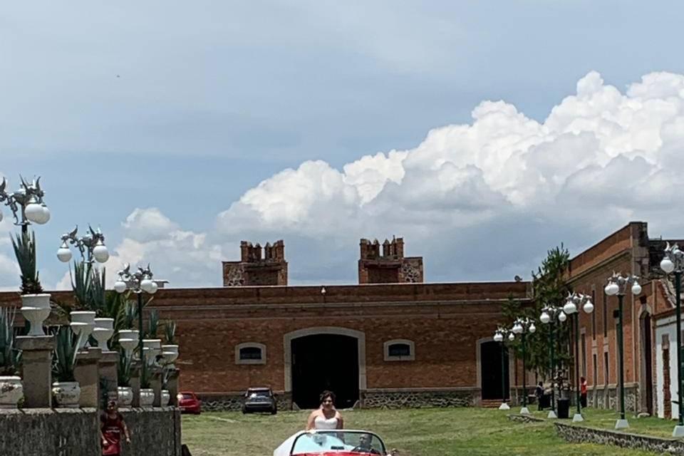 Hacienda Chimalpa 20