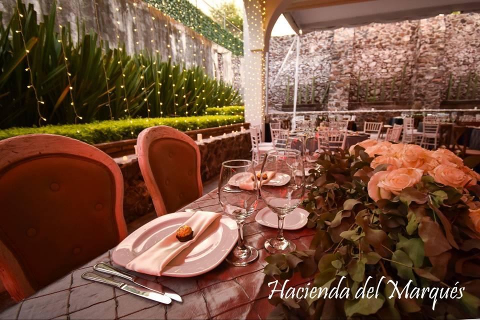 Hacienda del Marqués Saldarriaga 10