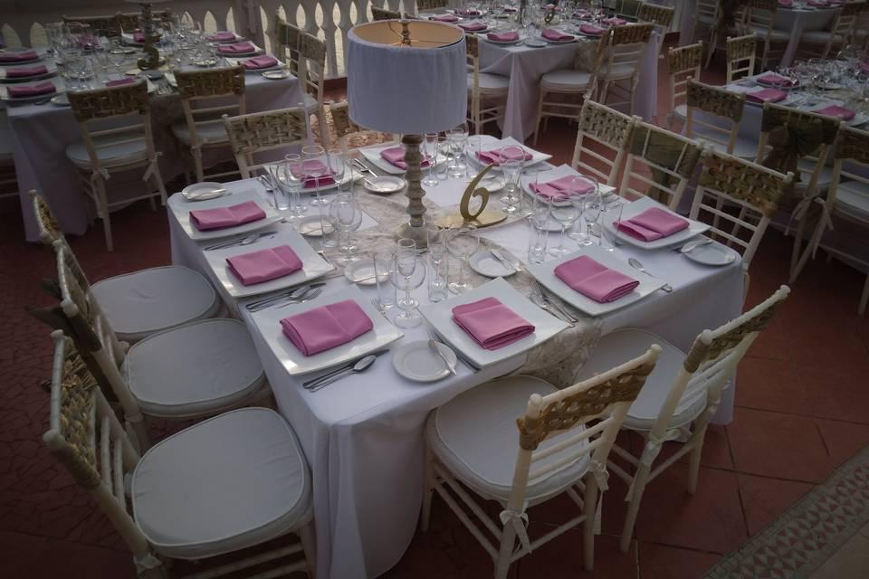 Aida's Banquetes 29