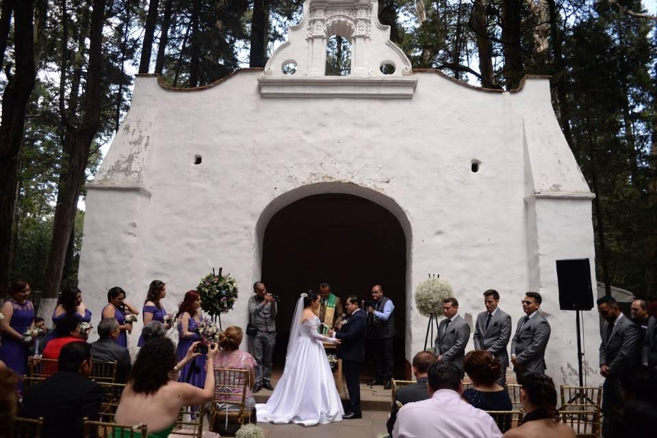 Ministro México Wedding Minister 16