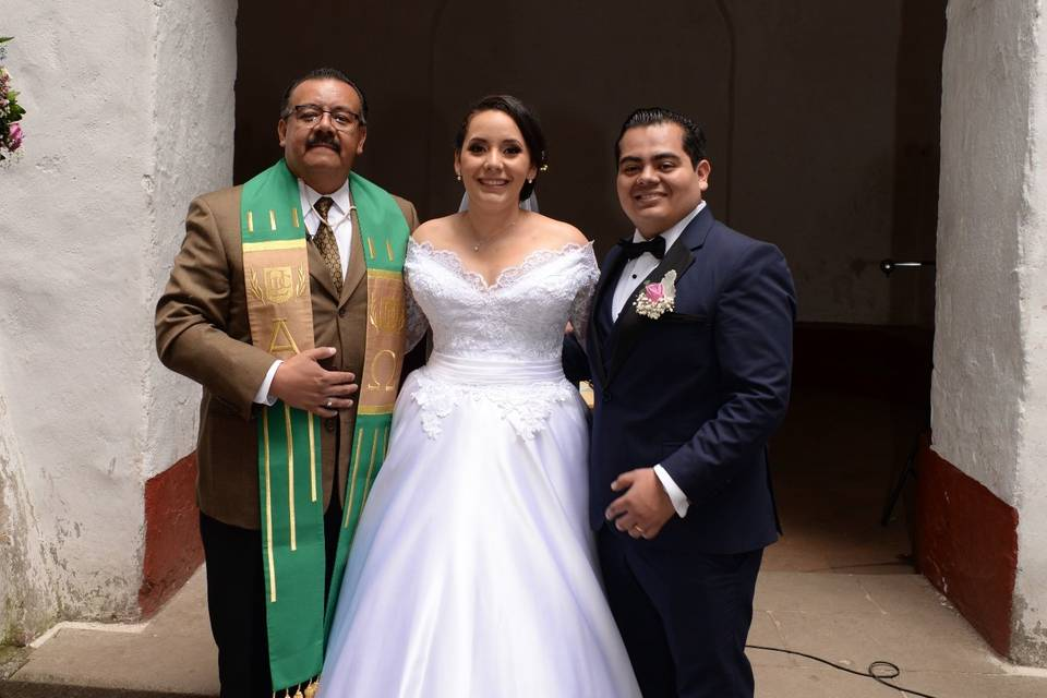 Ministro México Wedding Minister 17