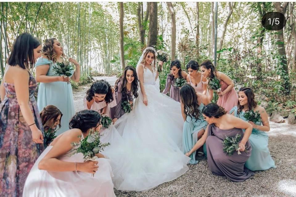 Bridesmaids Collection 2