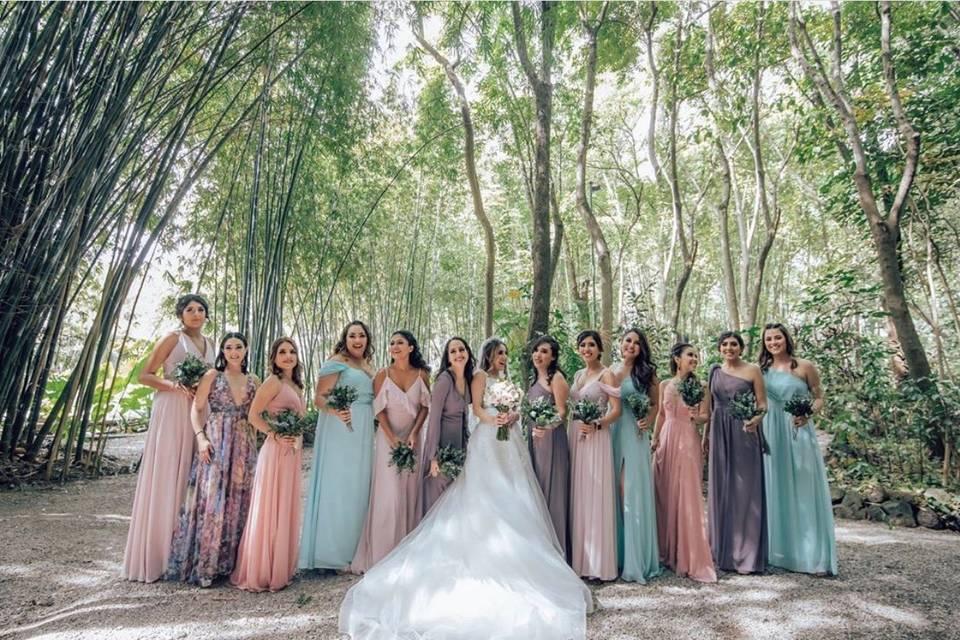 Bridesmaids Collection 4