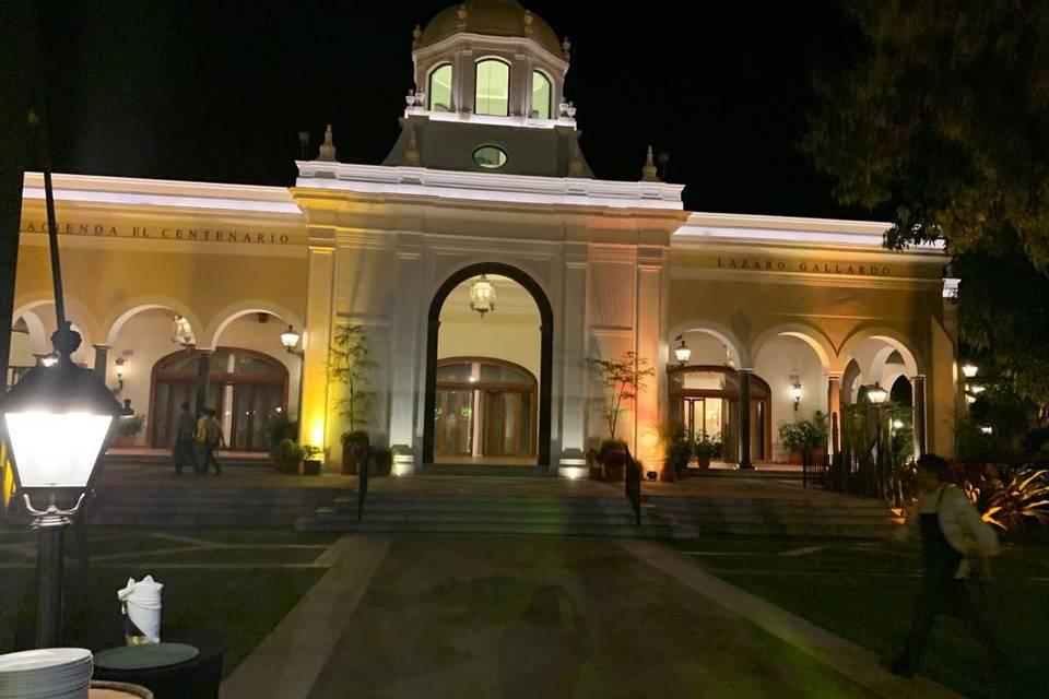 Hacienda El Centenario Mundo Cuervo 2