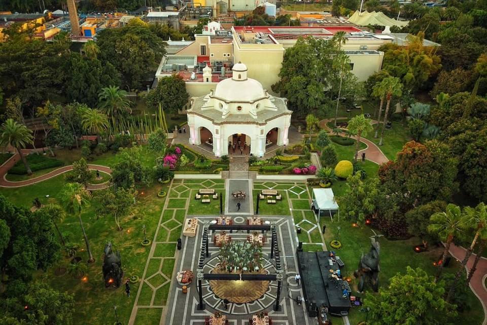 Hacienda El Centenario Mundo Cuervo 3
