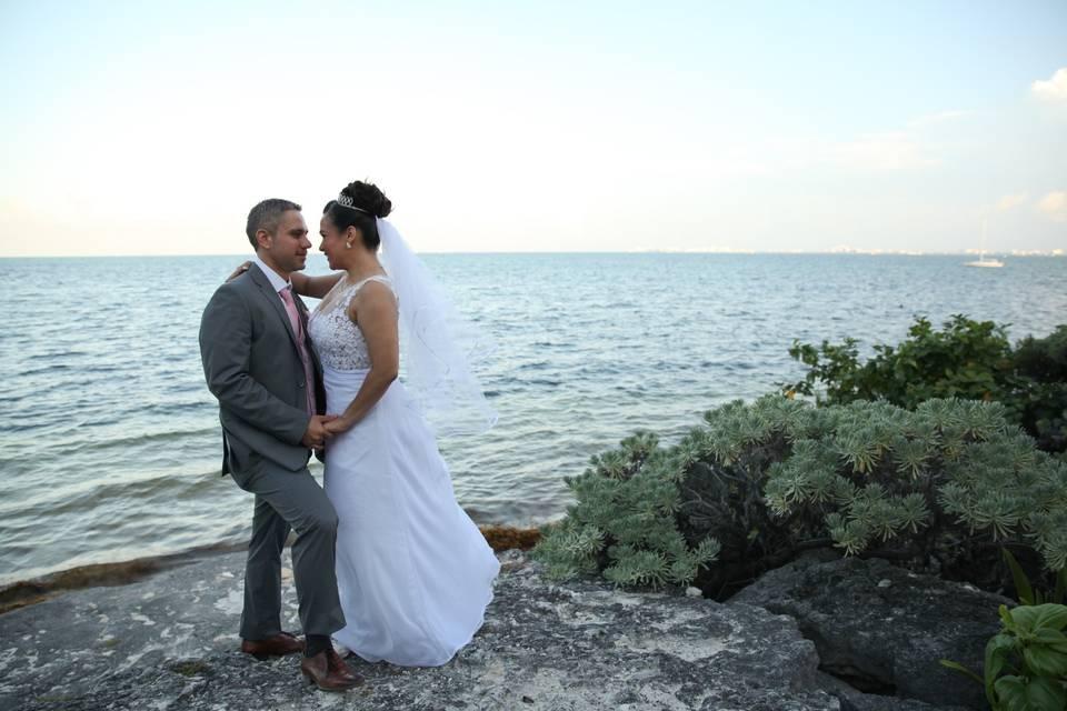 Ocean Weddings 23