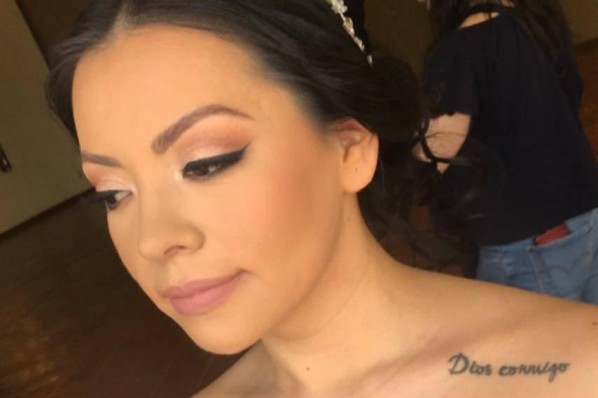 Paulina Rujo Makeup 18