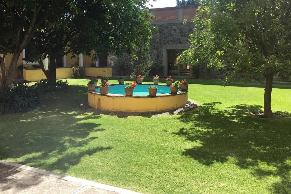 Ex Hacienda Zapotitlán 1
