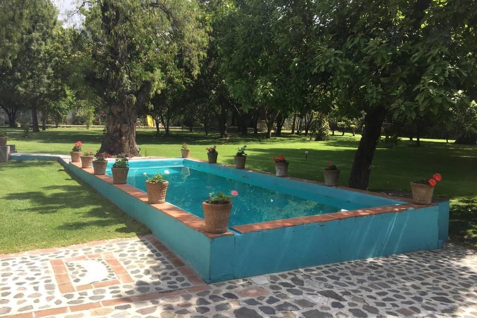 Ex Hacienda Zapotitlán 3