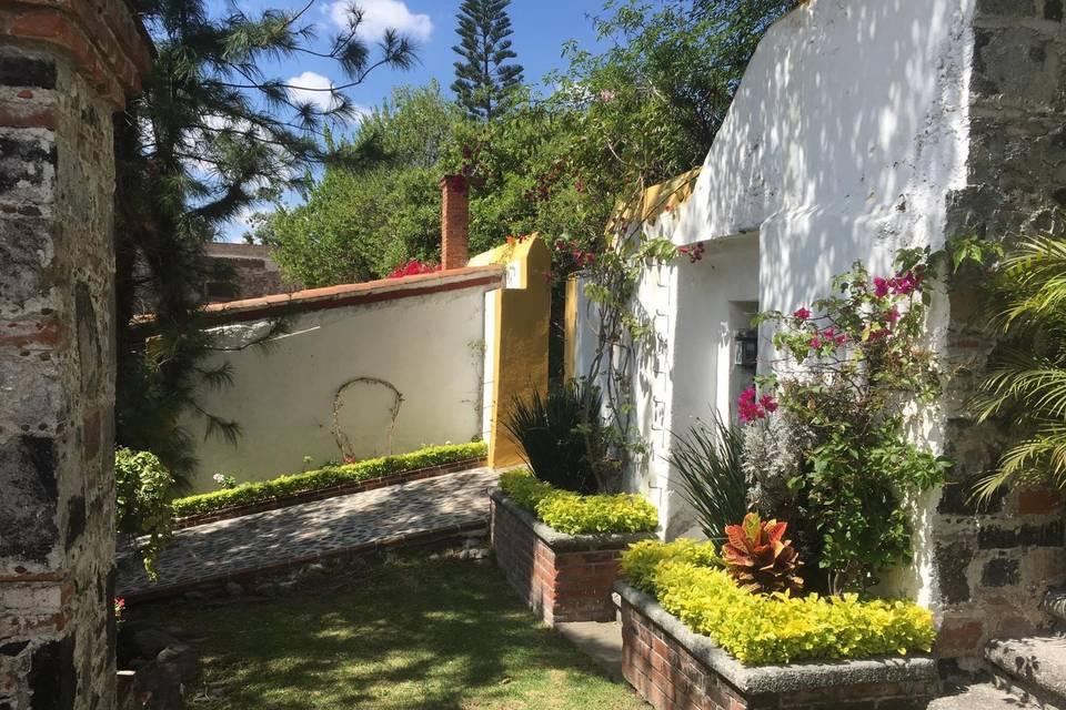 Ex Hacienda Zapotitlán 4