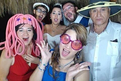 Photobooth Riviera Maya 14