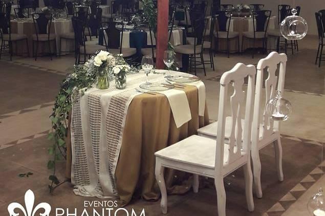 Eventos Phantom 2