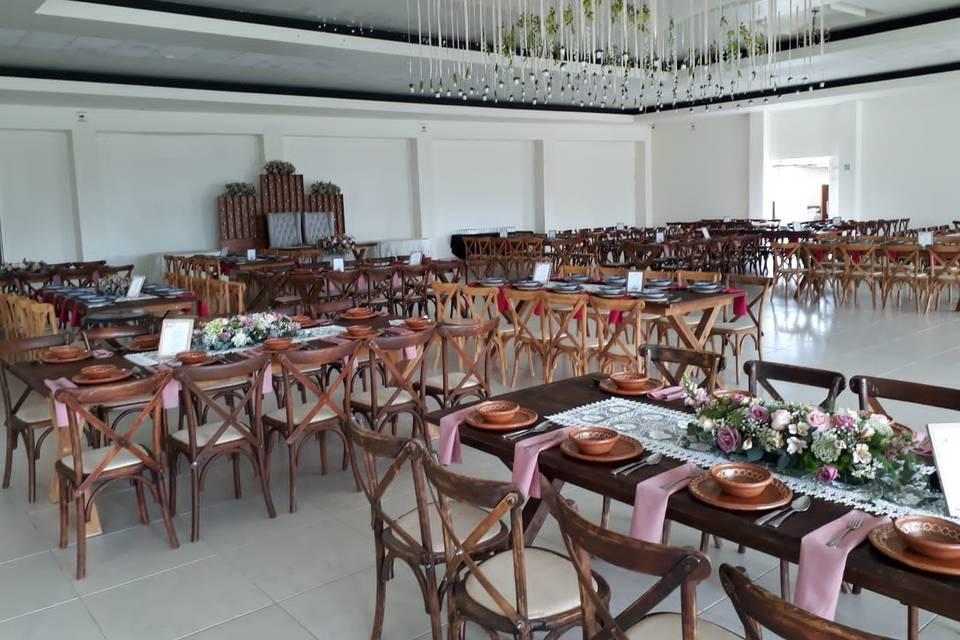 La Terraza Banquetería 2