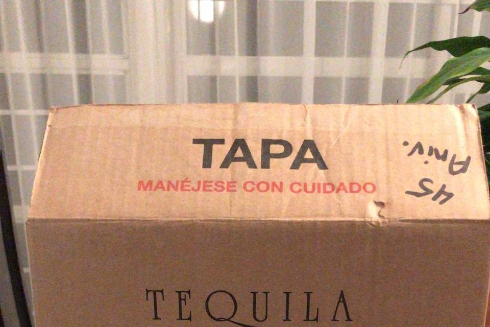 Tequila Don Ramón Personalizado 11