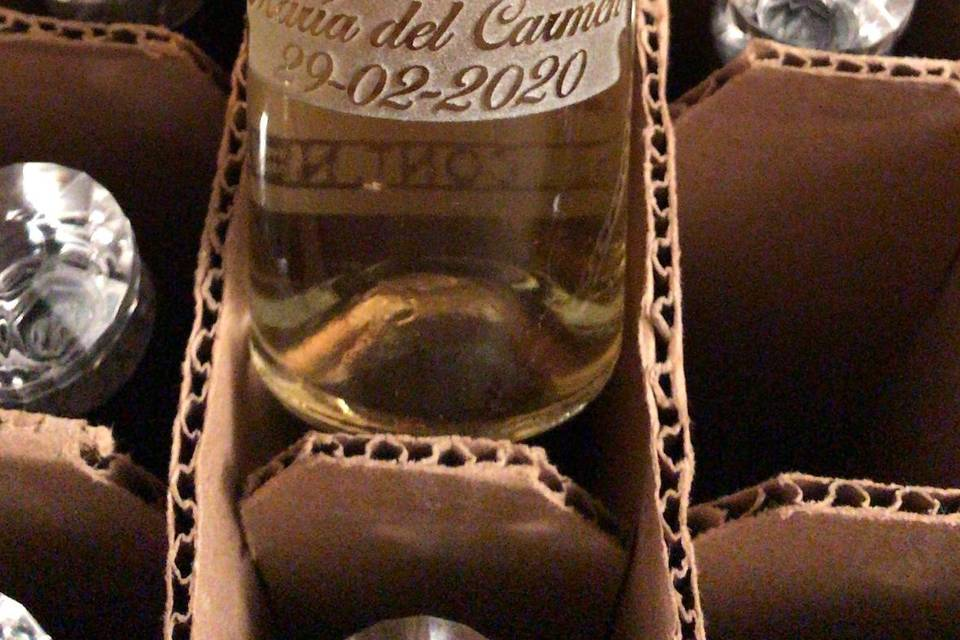 Tequila Don Ramón Personalizado 13