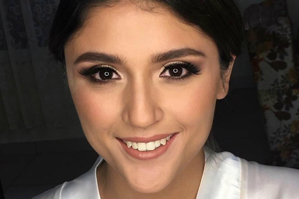 Lorena Amate Makeup 11