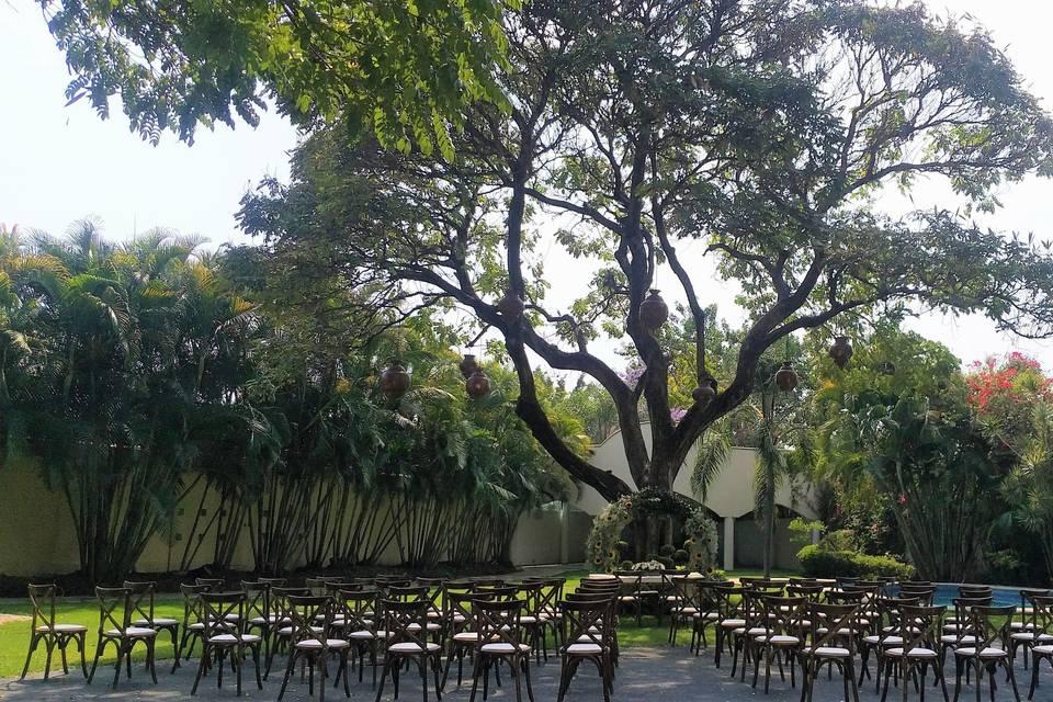 Jardín Ramayana 9