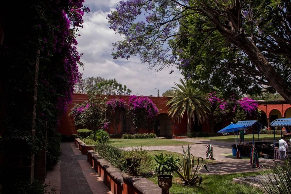 Hotel Fiesta Americana Hacienda Galindo 15