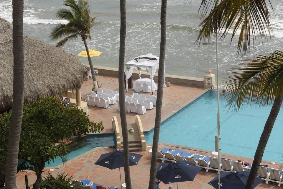 The Palms Resort of Mazatlán 1