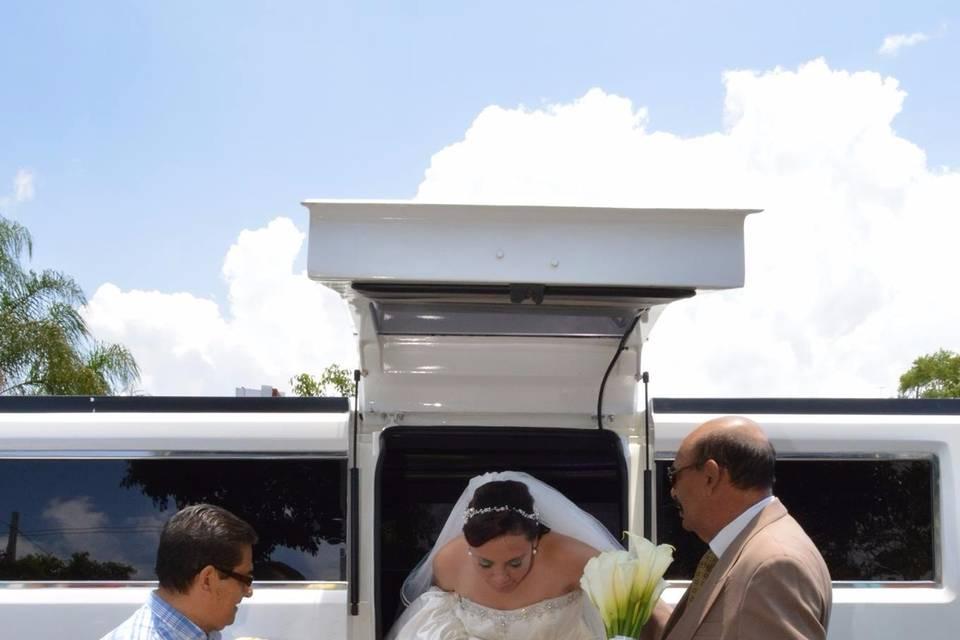 Limo Hummer Querétaro 2