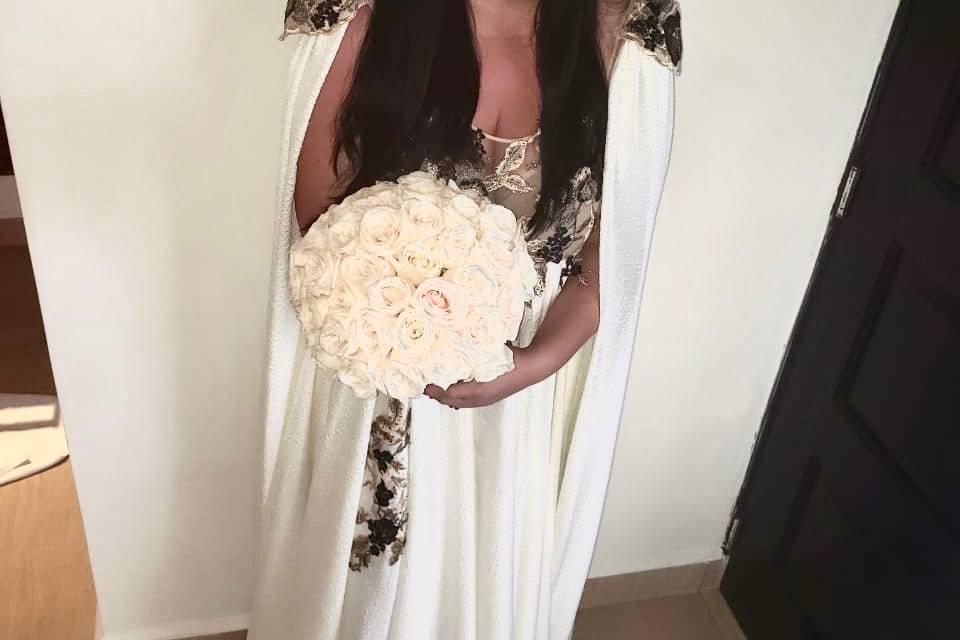 Gio Wedding Makeup & Hairstyle 15