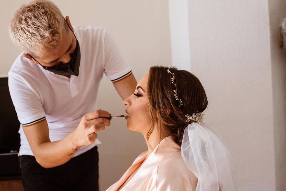Karlos Guerrero Bridal Room 7