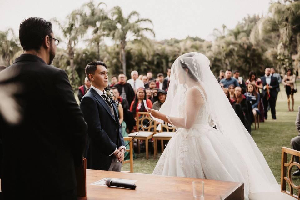 Ministro México Wedding Minister 1
