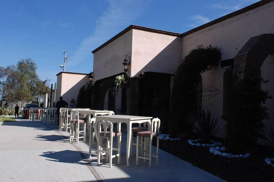 Ex Hacienda Real de Corralejo 8
