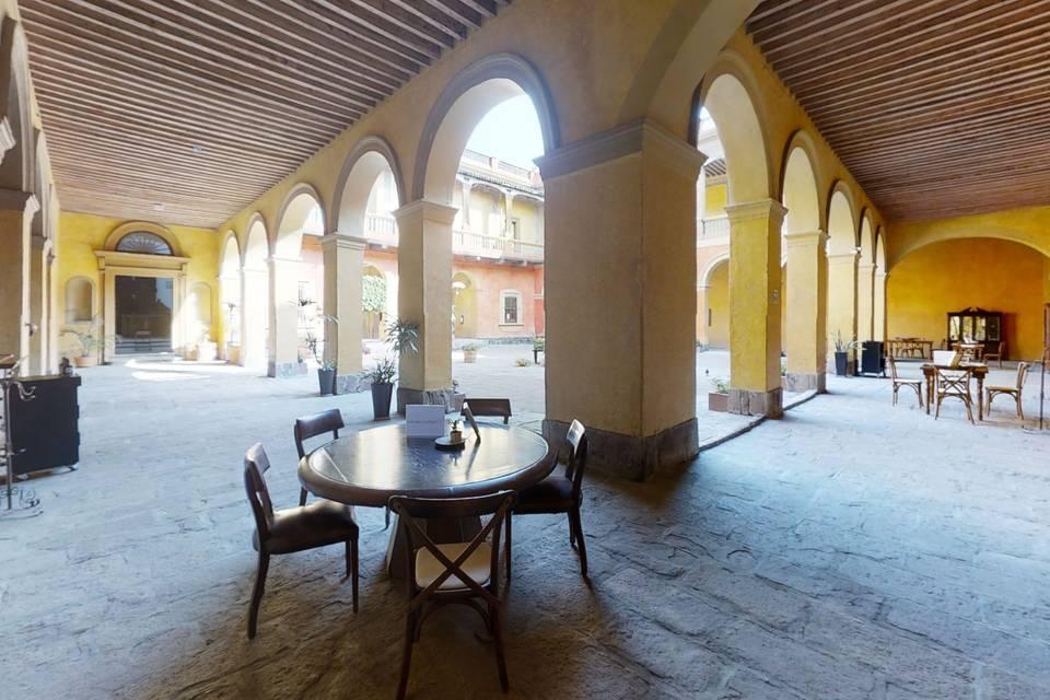 Ex-Hacienda San Pablo de Enmedio 3d tour