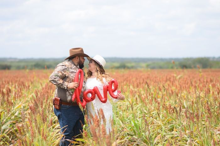 Save the date at ranch! 🤠😍💕👰🏼 - 10