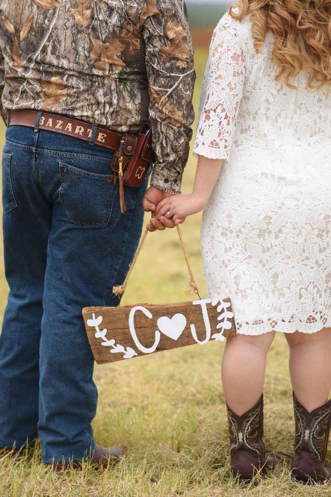 Save the date at ranch! 🤠😍💕👰🏼 - 11