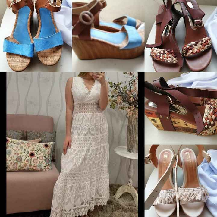 Votacion para zapatos 😊de civil💒 - 1