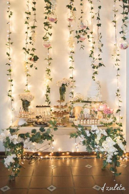 Ideas para decorar candy bar foro organizar una boda - Ideas para decorar una pared ...
