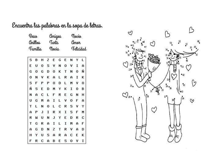 Libro de actividades para niños :) - Foro Manualidades para bodas ...